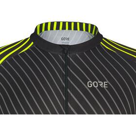 GORE WEAR C3 Trikot Herren black/neon yellow